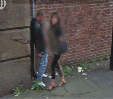 Prostituée sur internet