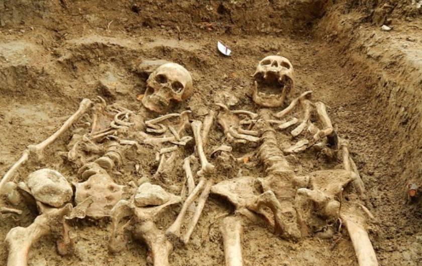 squelette couple