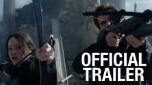 Trailer de The Hunger Games : Mockingjay
