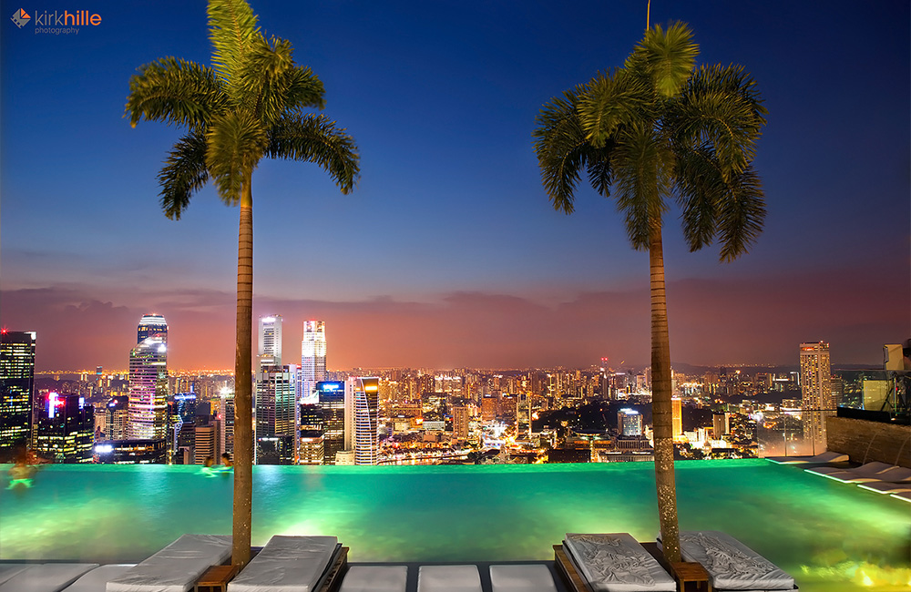 1 Marina Bay Singapore Pool