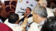 Le hall du Parlement marocain transformé en scène de combat : une dispute scandaleuse entre Chabat et Lebbar