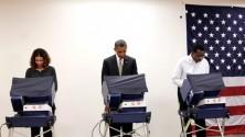 Jaloux, un homme «s'attaque» à Barack Obama