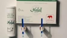 Le «Halal Test» vérifie si votre plat contient du porc ou de l'alcool