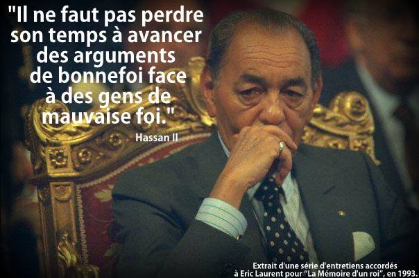 hassan-II-citations