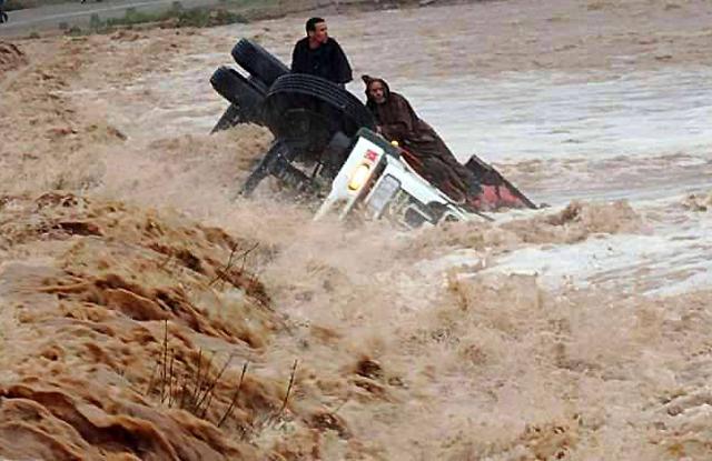 Maroc Sud Inondations