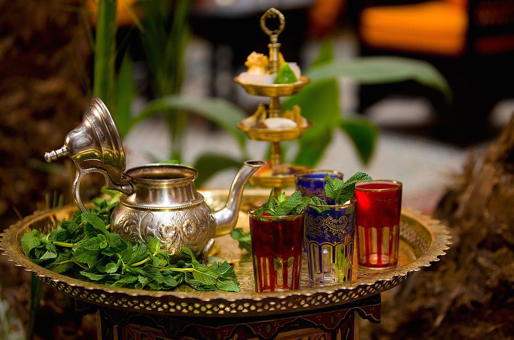 Le-thé-marocain