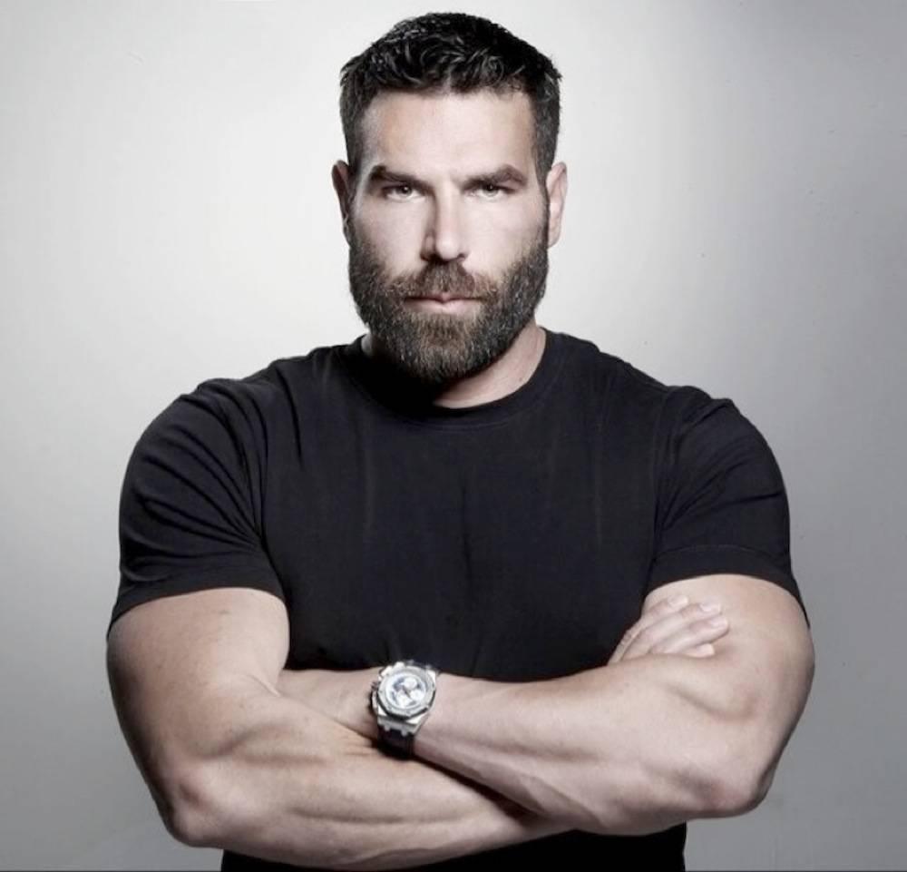 Parce que c'est No Shave toute l'année pour Dan (Dan Bilzerian)
