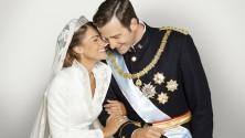 Les plus beaux mariages princiers de la décennie