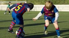 FCB Escola, la première école du FC Barcelone au Maroc