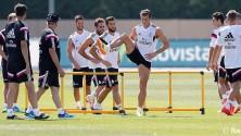 Le Real Madrid sera escorté par 40 gardes du corps au Maroc