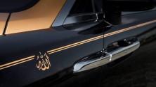 Un saoudien commande une Rolls Royce inspirée de Al Kaaba Al Mosharafa