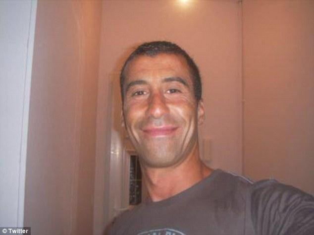 Ahmed Merabet.
