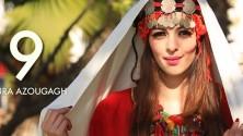 Top 10 des candidates pour Miss Amazigh 2015