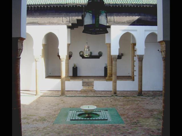 Le-musee-des-Oudayas
