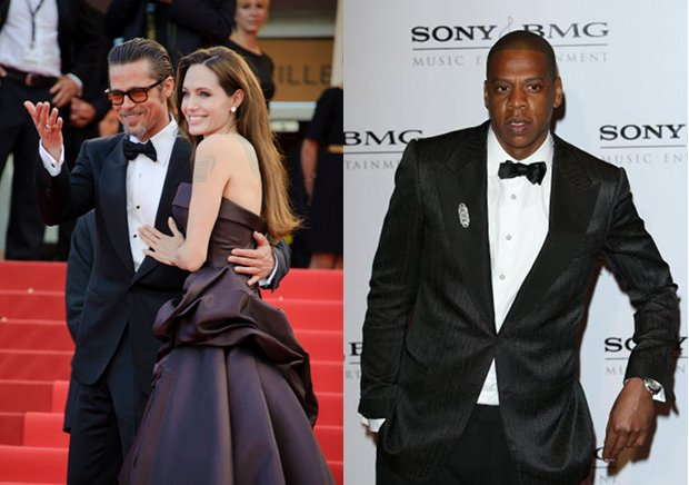 Brangelina-and-Jay-Z