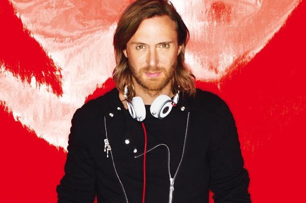 David Guetta picture by Alix Malka