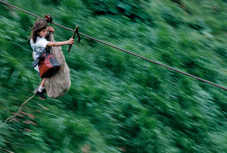 Forêt Tropicale_Colombie (petit frère dans le sac)