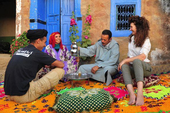 invités maroc