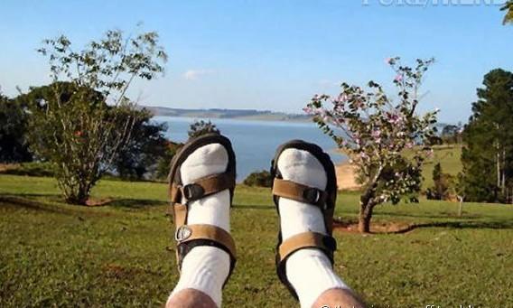 sandaleschaussettes