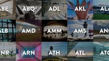 Les codes d'aéroports n'avaient aucun sens pour vous ? Plus maintenant