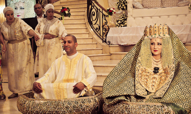 Rencontre et mariage au maroc