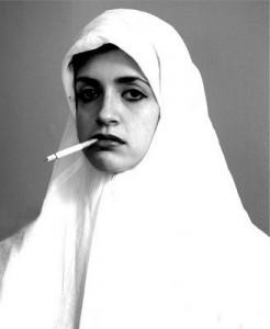 SarahMaple_Burqa_Cigarette