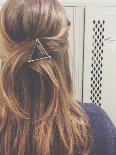 Bobby+Pin+Triangle