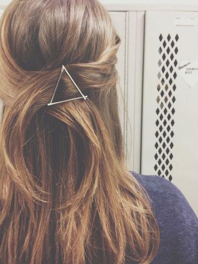Bobby+Pin+Triangle