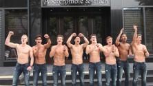 Fini les mannequins torses nus chez Abercrombie & Fitch