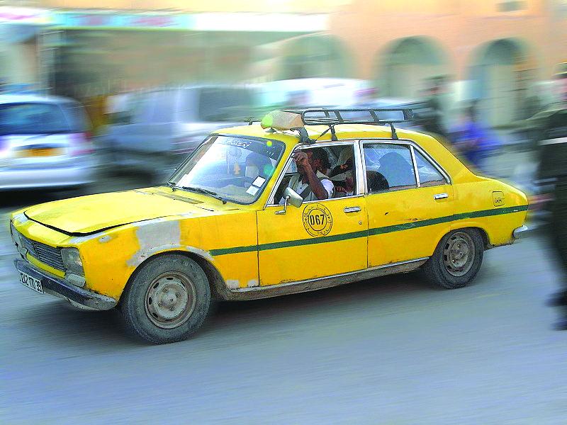 Taxi (El Oued, ALGERIA)