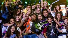 Pharrell Williams : Rabat était happy!
