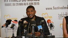 Usher à Mawazine : « Tonight, the show is going to be full of surprises »