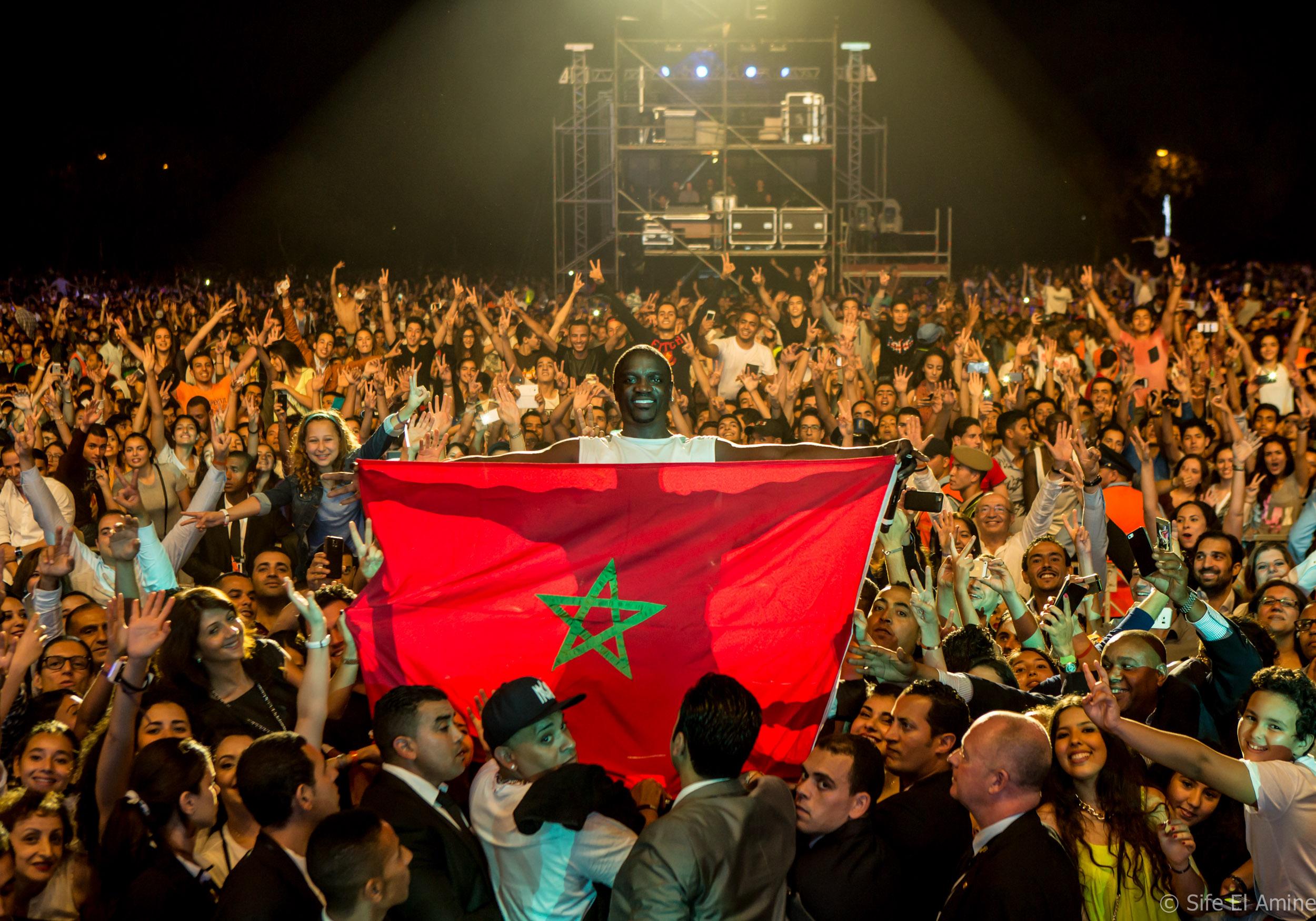 Mawazine.Concert.Akon.©Sife.El.Amine.BD-2936