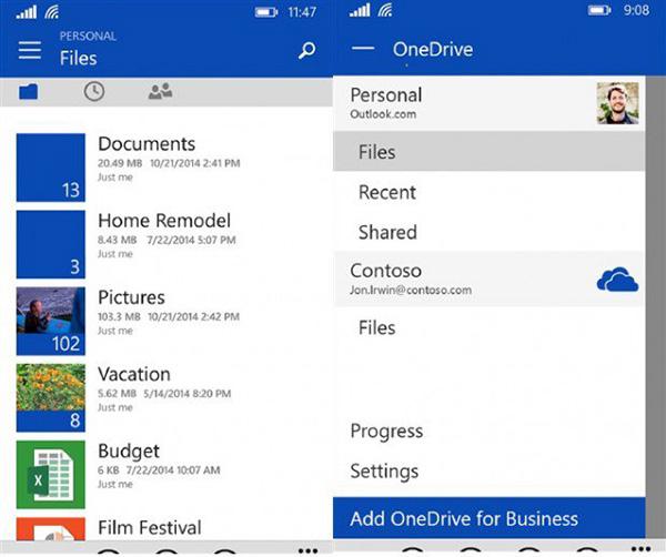 http://wmpoweruser.com/wp-content/uploads/2014/10/OneDrive-for-Windows-Phone-app-620x519.jpg