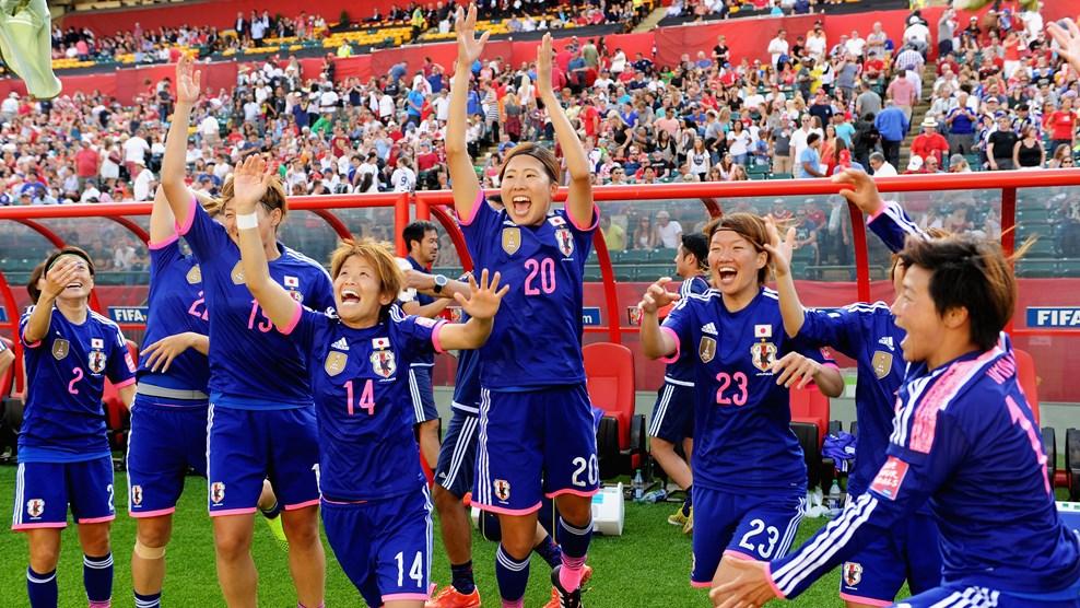 Laura bassett prive l 39 angleterre d 39 une place en finale de - Finale coupe du monde 2015 ...