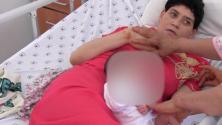 Handicapée et violée, elle met un enfant au monde