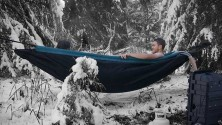 Hydro Hammock : L'invention pour les super flemmards