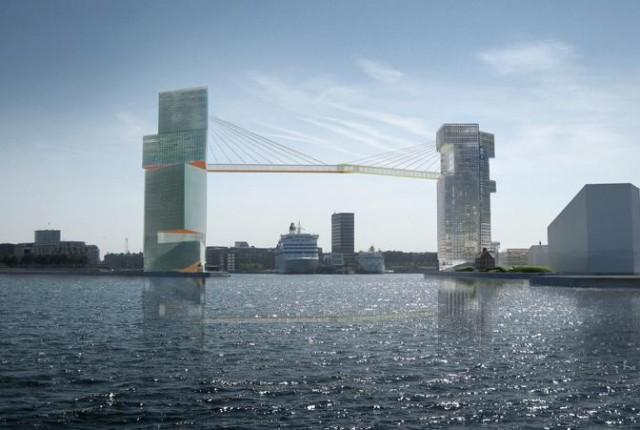 pont-lm-harbour-copenhague-danemark