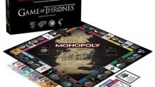 Le Monopoly Game of Thrones est là