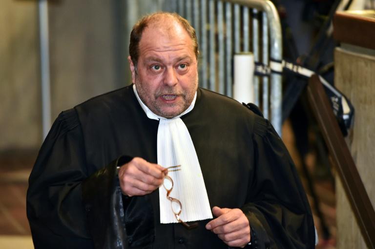 Dupond-Moretti, l'avocat du Roi Mohammed VI.