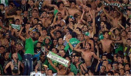 Raja Club Athletic vs. Wydad Casablanca