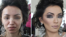 Un mari traîne sa femme en justice à cause de son maquillage