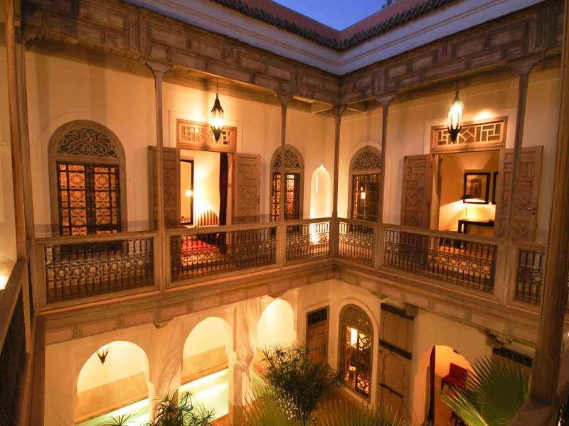 riad-tzarra-patio-nuit