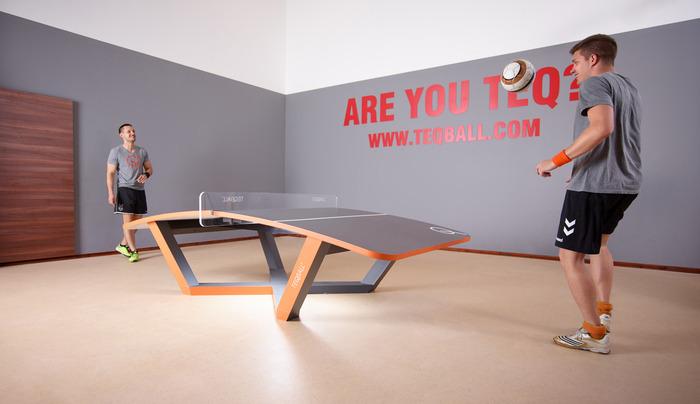Teqball quand le football et le tennis de table se rencontrent welovebuzz - Le tennis de table est il un sport ...