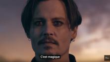 Johnny Depp fait ressortir son côté sauvage pour Dior