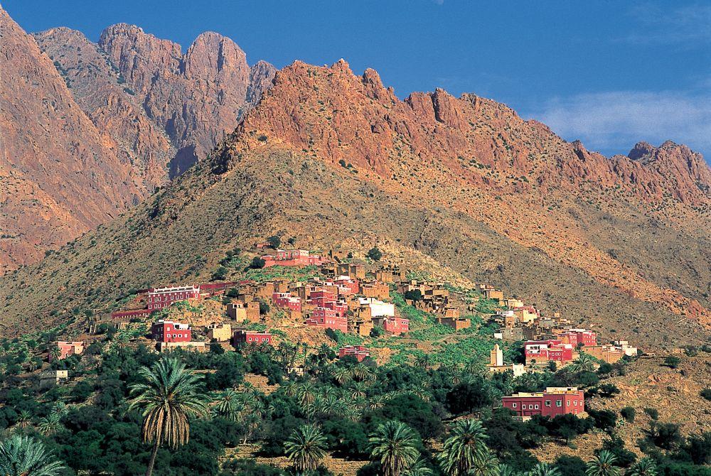 marocvillagrose