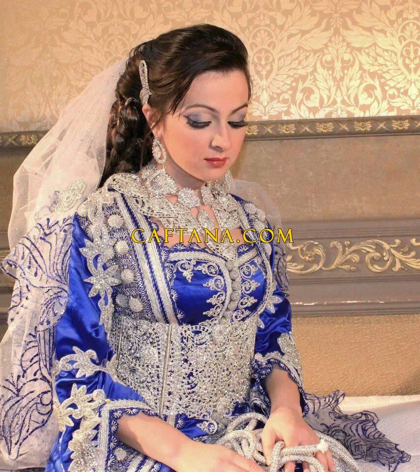 Robe de mariage marocaine