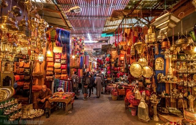 Marrakech-Souk-market-traditional-visite-guidée-excursion-marrakech