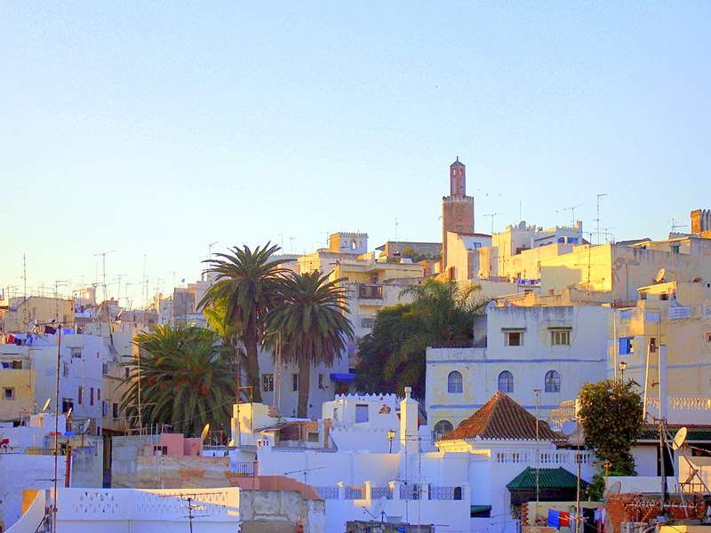 Tangier_View_to_Kasbah