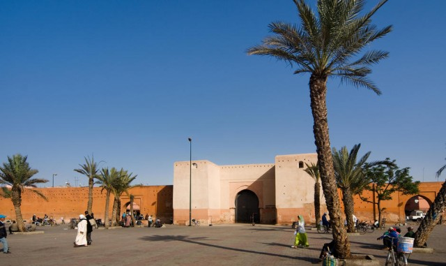 Bab Doukkala, Marrakech, Photo by Alan Keohane www.still-images.net